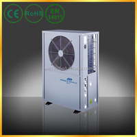EVI Air Source Heat Pump Hydronic Heating Industrial Hot Water System at -25degree to Boil Water