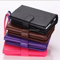universal flip case for 5.5 inch,universal leather case