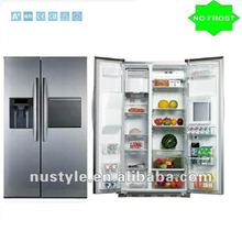 French door Refrigerator With Water Dispenser, Ice Maker, Mini Bar