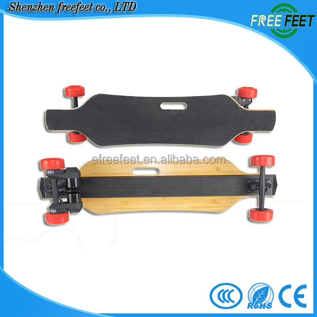 Freefeet gyro 52cc skateboard motor rc gas scooter electric scooter
