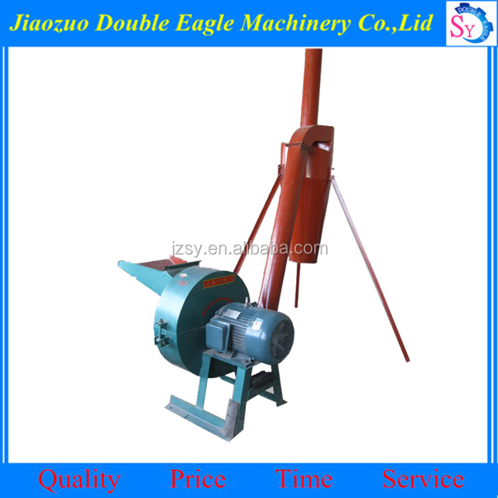 High efficiency corn stalk grinding machine/maize grinder for chicken feed