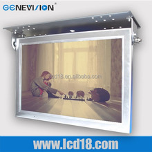 18.5 Inch Wifi/3G LCD Commercial LED Player And Advertising Display for Bus/train/metro LCD Monitor