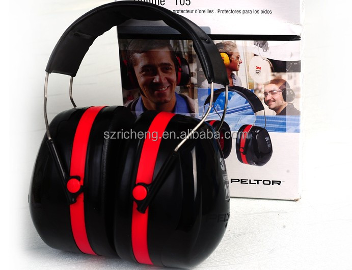 3M hearing protection ear muffs H10A, safety earmuff,industrial earmuffs