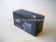 Kweight Smallest UPS battery 12v 1.3ah