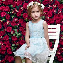 candydoll 2017 summer childrens clothing princess dress