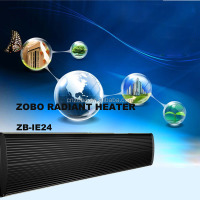 2400W Easy To Install Yoga Room Electric Infrared Heater