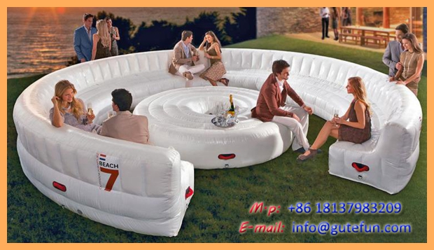 gift cheap price intex inflatable sofa