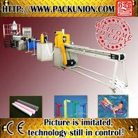 pearl cotton film EPE foaming tube plastic extrusion line