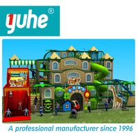 Attractive soft kids indoor equipment amusement