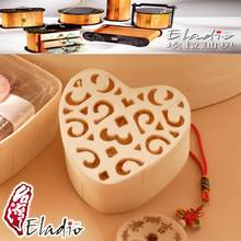 Eladio handmade unique packaging small wooden jewelry box