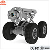 Multi-functional Auto PTZ Pipe Inspection Robot Crawler Singa S300 remote control sewer cctv inspection camera equipment