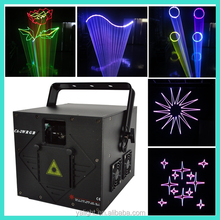 2w laser light/rgb Animation laser light/laser christmas lights outdoor laser light