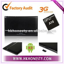 "JX-004Mx 2012 7"" Android 4.0 OS 3G Notebook"