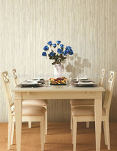 PT-L360304 home decoration wall fashion bamboo weave non woven glitter wallpaper