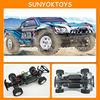 1:16 2.4G 4WD Traxxas Remote Control Racing Car; truck model