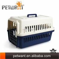 new excellent pet carrying cases plastic transport cage