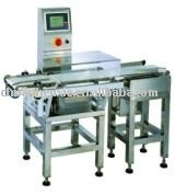 weigher for checking packed packet