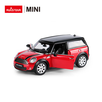 Mini Cooper 1/24 small diecast model cars with high quality