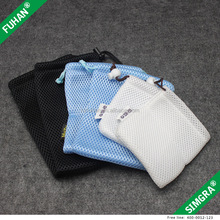 Promotion Custom Design Small Nylon Drawstring Mesh Bag