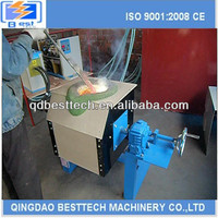 20-50kg mini metal melting electric furnace