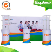Folding booth display, Car show display stand, trade show display booth