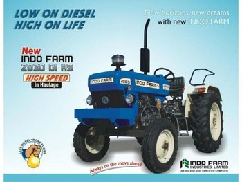 TRACTOR MANUFACTURER INDIA