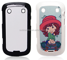High quality 2D blank sublimation cell phone cover for Blackberry 9900