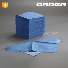 Embossed Pattern Light Duty Industrial Cleaning Rags
