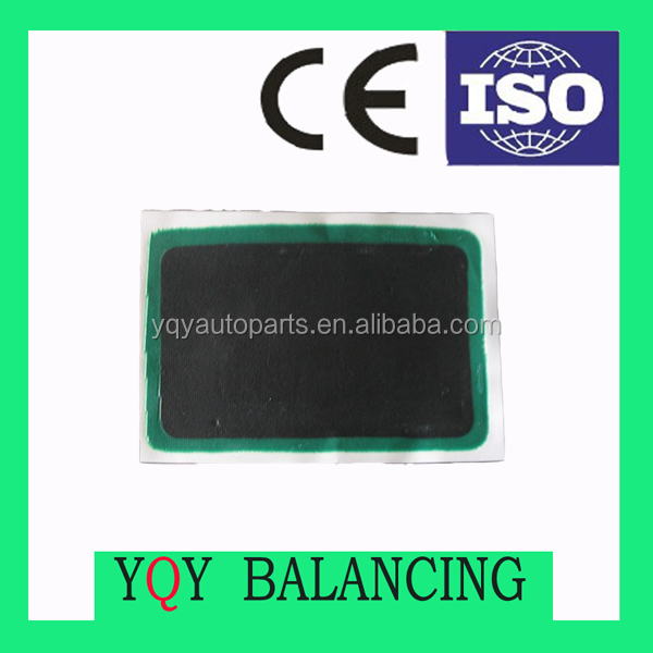 radial tire repair cold rubber patch
