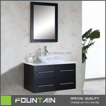 First Class Modern Bathroom Cabinet Usa Hung Mirrored Countertop MDF or PVC Hangzhou Traditional European Bathroom Vanity