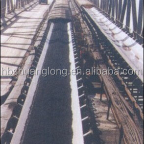 EP/polyester mining equipment used rubber conveyor belt
