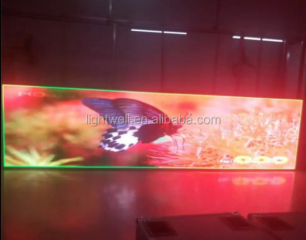 64x32 led display module dot matrix p3 led video wall