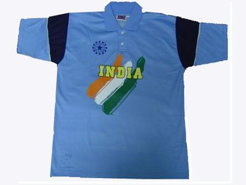 India cricket polo t shirt buy t shirt product on for Polo t shirts india