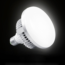 65W 220V 5500K E27 CRI 95 photography led light bulb for godox kit photographic equipment