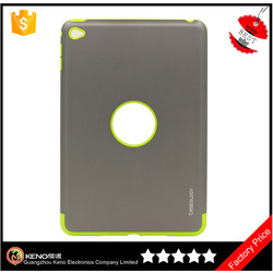 Hot armor cover Popular Combo protective case for iPad mini 4