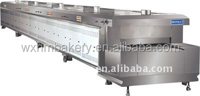 Gas / Electric Tunnel oven