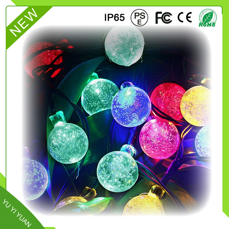 Solar 30 Outdoor Led Christmas Meteor Shower Light For Decoration