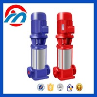 GDL vertical multistage fire fighting inline jockey pump