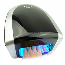High Quality Europe market Nail Salon Fast curing 30s 36w 60w 66w uv led Nail Lamp