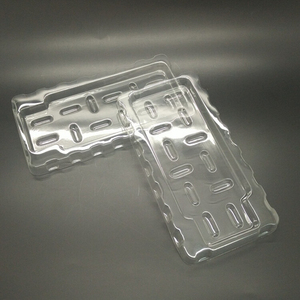 Custom clear blister pill packaging/medication pill plastic blister packs