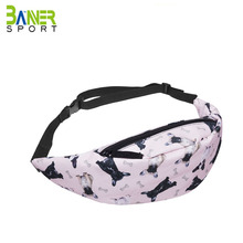 outdoor waterproof canvas bean cooler waist bag for phone