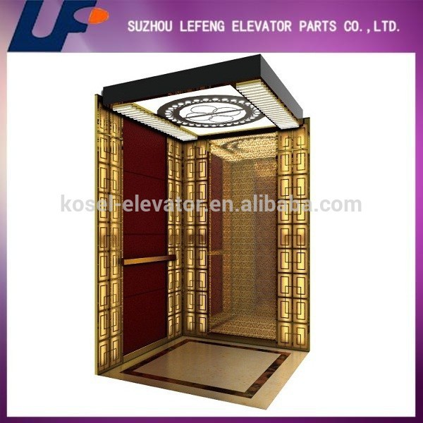 Brand new elevator supplier made in China fuji japan elevator
