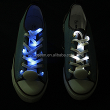 popular best selling gift product 2017 new item shoe lace led