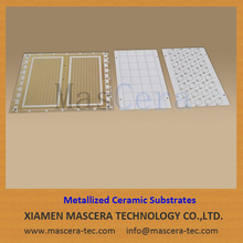 DBC Metallized Alumina/Al2O3 Ceramic Substrate