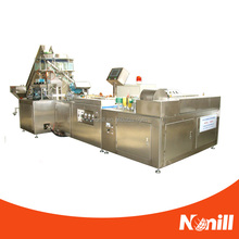 Disposable Syringe PE Bag Packaging And Filling Machine Manufacturer