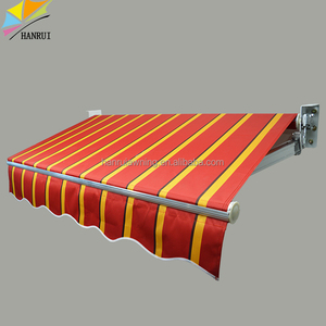 Wholesale Cheap Outdoor Waterproof Aluminum Motorized Retractable Awnings for Windows