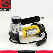 Electric portable mini car air compressor price for sale 12v auto air compressor car tire inflator pump