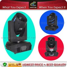 2015 new!!! strong beam effect lamp 330w 15r beam spot moving head light