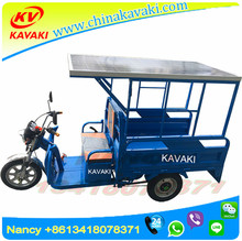 1000W 20A 60V 1.5M with solar electric cargo tricycle