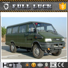 Latest Style New Design IVECO 139hp14 seats mini van price
